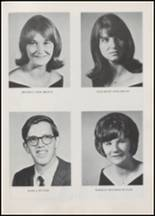 1967 Stillwater High School Yearbook Page 28 & 29