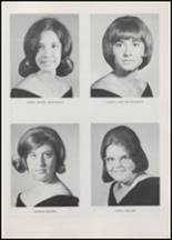 1967 Stillwater High School Yearbook Page 42 & 43
