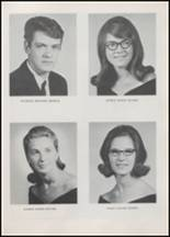 1967 Stillwater High School Yearbook Page 44 & 45