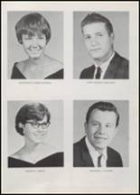 1967 Stillwater High School Yearbook Page 50 & 51