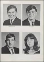 1967 Stillwater High School Yearbook Page 52 & 53