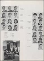 1967 Stillwater High School Yearbook Page 56 & 57