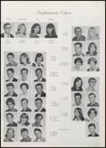 1967 Stillwater High School Yearbook Page 58 & 59