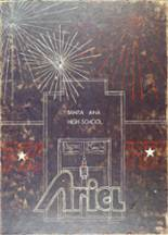 1976 Yearbook Santa Ana High School