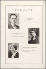 1927 Glenwood City High School Yearbook Page 82 & 83