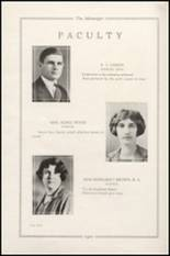 1927 Glenwood City High School Yearbook Page 84 & 85