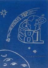 1981 Yearbook Carter High School