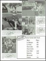 1998 Clear Lake High School Yearbook Page 164 & 165