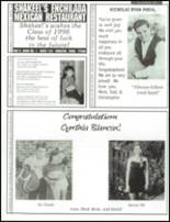 1998 Clear Lake High School Yearbook Page 254 & 255