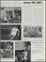 1996 Quapaw High School Yearbook Page 34 & 35