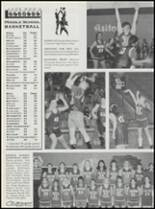 1996 Quapaw High School Yearbook Page 38 & 39