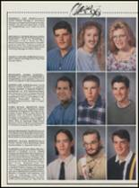 1996 Quapaw High School Yearbook Page 58 & 59
