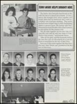 1996 Quapaw High School Yearbook Page 62 & 63