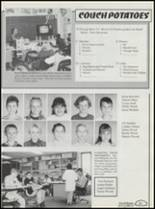 1996 Quapaw High School Yearbook Page 74 & 75