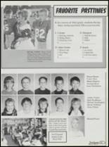 1996 Quapaw High School Yearbook Page 76 & 77