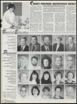 1996 Quapaw High School Yearbook Page 84 & 85