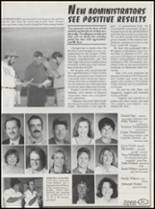 1996 Quapaw High School Yearbook Page 86 & 87