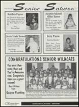 1996 Quapaw High School Yearbook Page 106 & 107