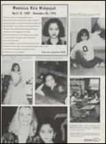 1996 Quapaw High School Yearbook Page 112 & 113
