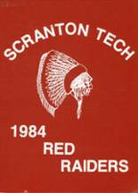 1984 Yearbook Scranton Technical High School