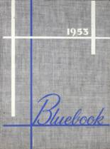 1953 Yearbook St. Mary's High School