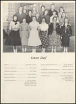 1960 Clyde High School Yearbook Page 10 & 11