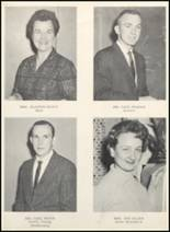 1960 Clyde High School Yearbook Page 12 & 13