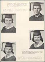 1960 Clyde High School Yearbook Page 16 & 17