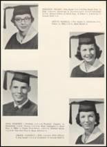 1960 Clyde High School Yearbook Page 20 & 21