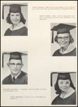 1960 Clyde High School Yearbook Page 22 & 23