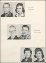 1960 Clyde High School Yearbook Page 28 & 29