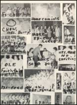 1960 Clyde High School Yearbook Page 32 & 33