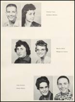 1960 Clyde High School Yearbook Page 36 & 37