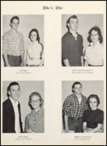1960 Clyde High School Yearbook Page 58 & 59