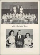 1960 Clyde High School Yearbook Page 74 & 75