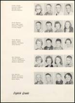 1960 Clyde High School Yearbook Page 92 & 93