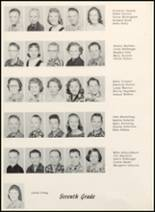 1960 Clyde High School Yearbook Page 96 & 97