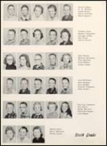 1960 Clyde High School Yearbook Page 98 & 99