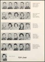 1960 Clyde High School Yearbook Page 100 & 101