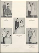 1960 Clyde High School Yearbook Page 108 & 109