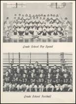 1960 Clyde High School Yearbook Page 112 & 113