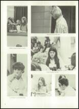 1973 Halls High School Yearbook Page 12 & 13