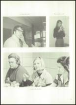 1973 Halls High School Yearbook Page 20 & 21