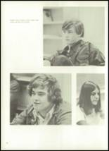 1973 Halls High School Yearbook Page 22 & 23