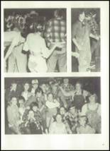 1973 Halls High School Yearbook Page 28 & 29