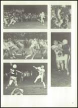 1973 Halls High School Yearbook Page 32 & 33