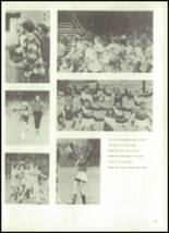 1973 Halls High School Yearbook Page 34 & 35