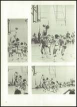1973 Halls High School Yearbook Page 36 & 37
