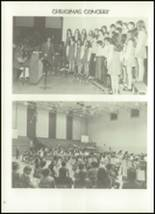 1973 Halls High School Yearbook Page 38 & 39