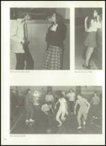 1973 Halls High School Yearbook Page 42 & 43
